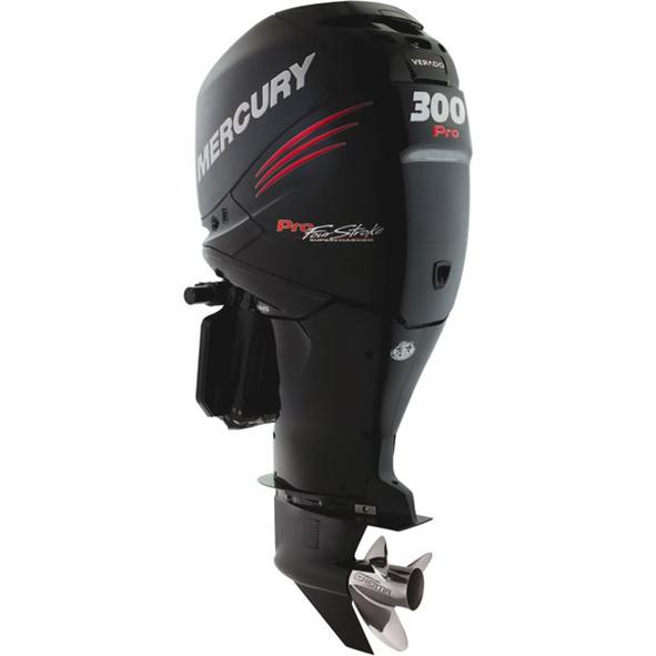 Mercury 300HP Pro Four Stroke
