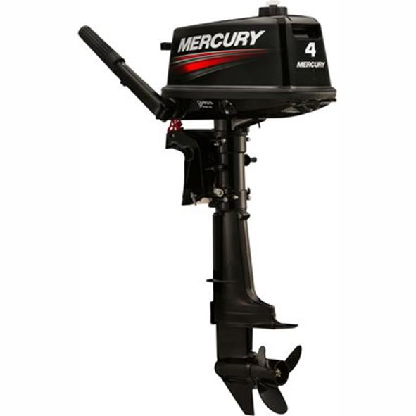 Mercury 4HP Two Stroke