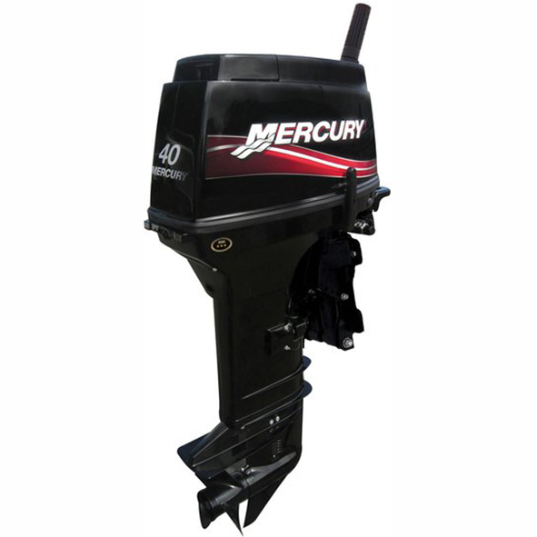Mercury 40HP LW Two Stroke