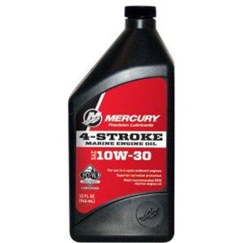 Mercury 4-Stroke 10W-30 946ml Outboard Oil