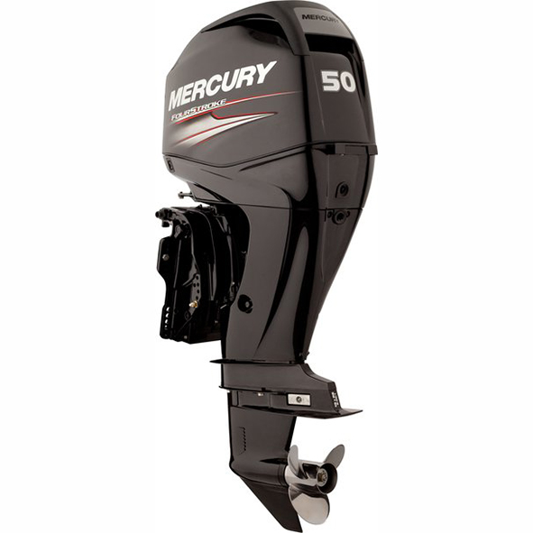 Mercury 50HP EFI Four Stroke