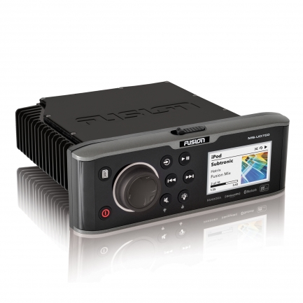 Fusion UD750 Marine Stereo Package