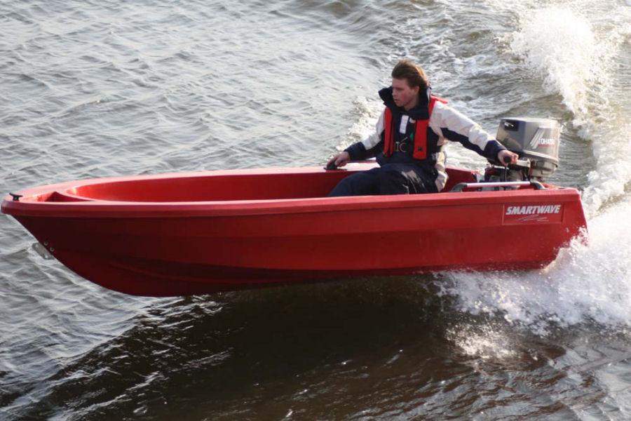 SW3500 Open Boat