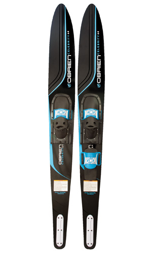 O'Brien Celebrity Intermediate Combo Skis