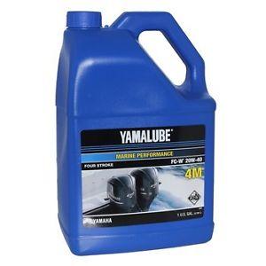 Yamalube 4M 4 Stroke  3.78L Outboard Oil