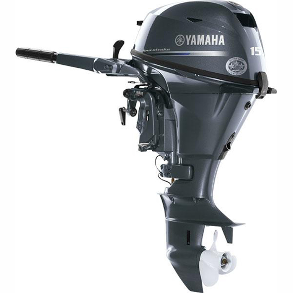 Yamaha Portable F15 Four Stroke