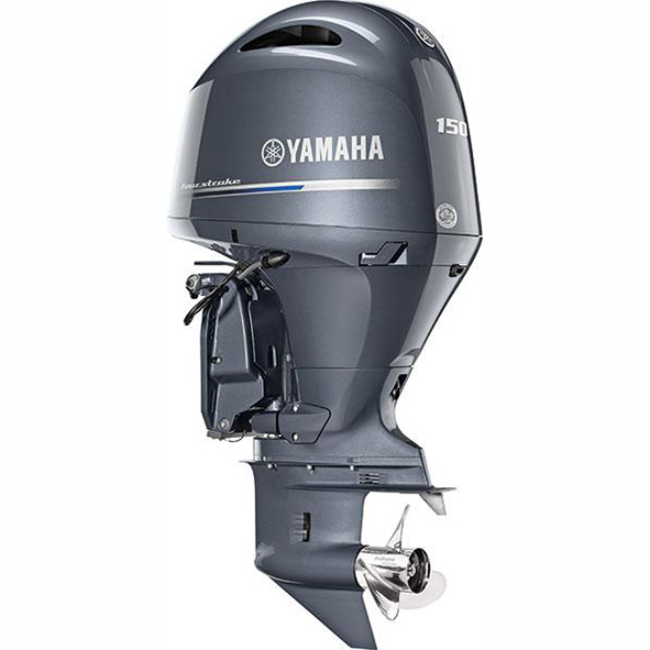 Yamaha In-Line F150 Four Stroke