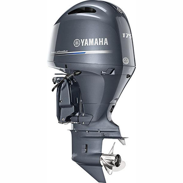 Yamaha In-Line F175 Four Stroke