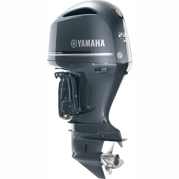 Yamaha 4.2L V6 Offshore F225