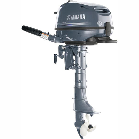 Yamaha Portable F4 Four Stroke
