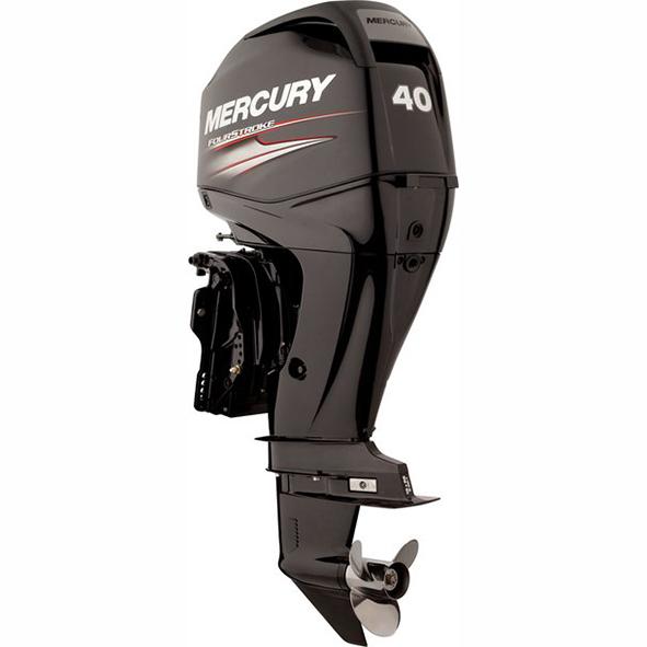 Mercury 40HP EFI Four Stroke