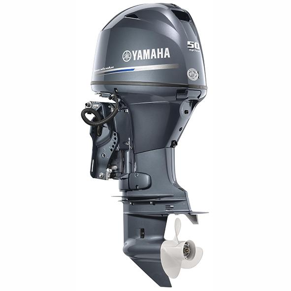 Yamaha Midrange F50 Four Stroke