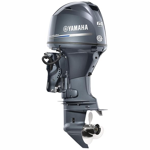 Yamaha High Thrust FT60 Four Stroke