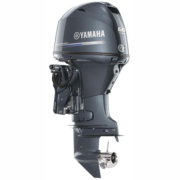 Yamaha Midrange F60 Four Stroke