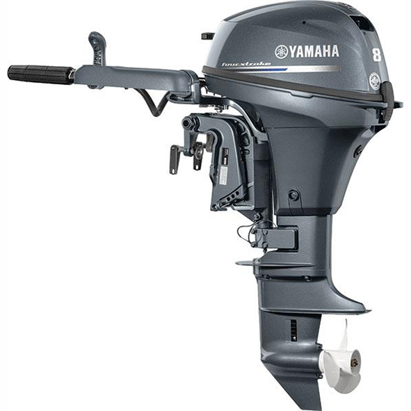 Yamaha Portable F8 Four Stroke