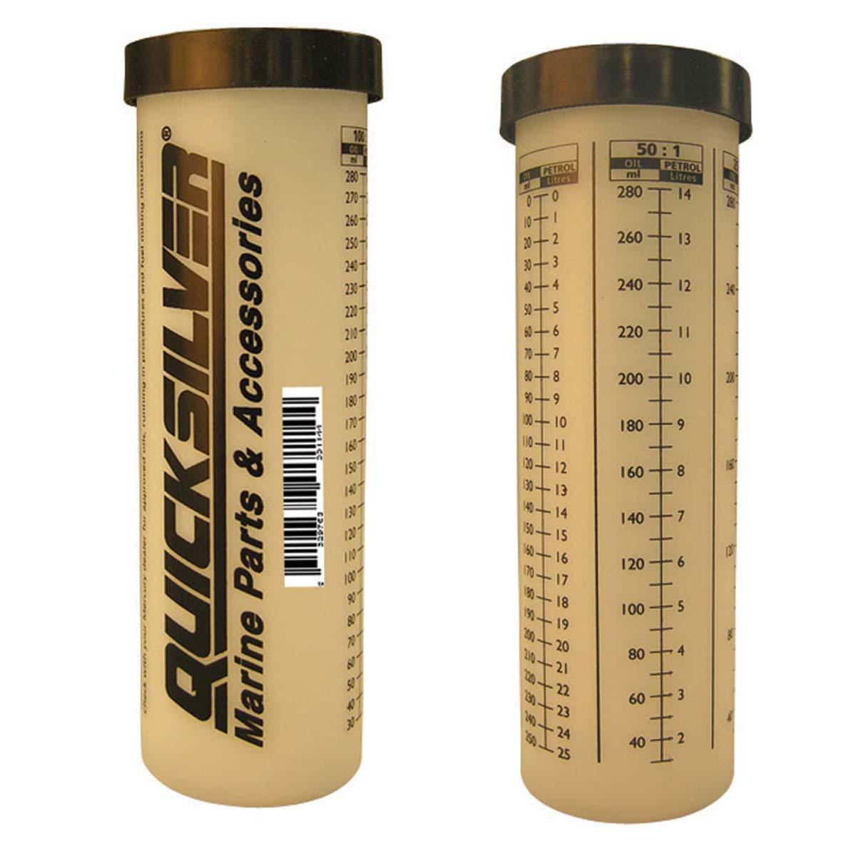 Oil Measuring Bottle