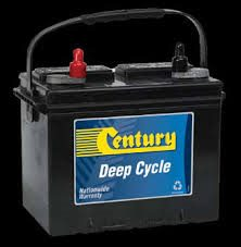 Century Deep Cycle Battery