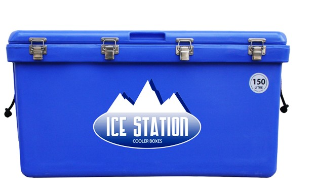 Ice Station Elite Cooler Boxes