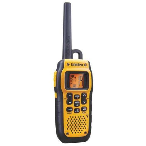 Uniden VHF Waterproof Handheld MHS050