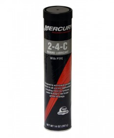 Mercury Marine Grease 2-4-C with PTFE