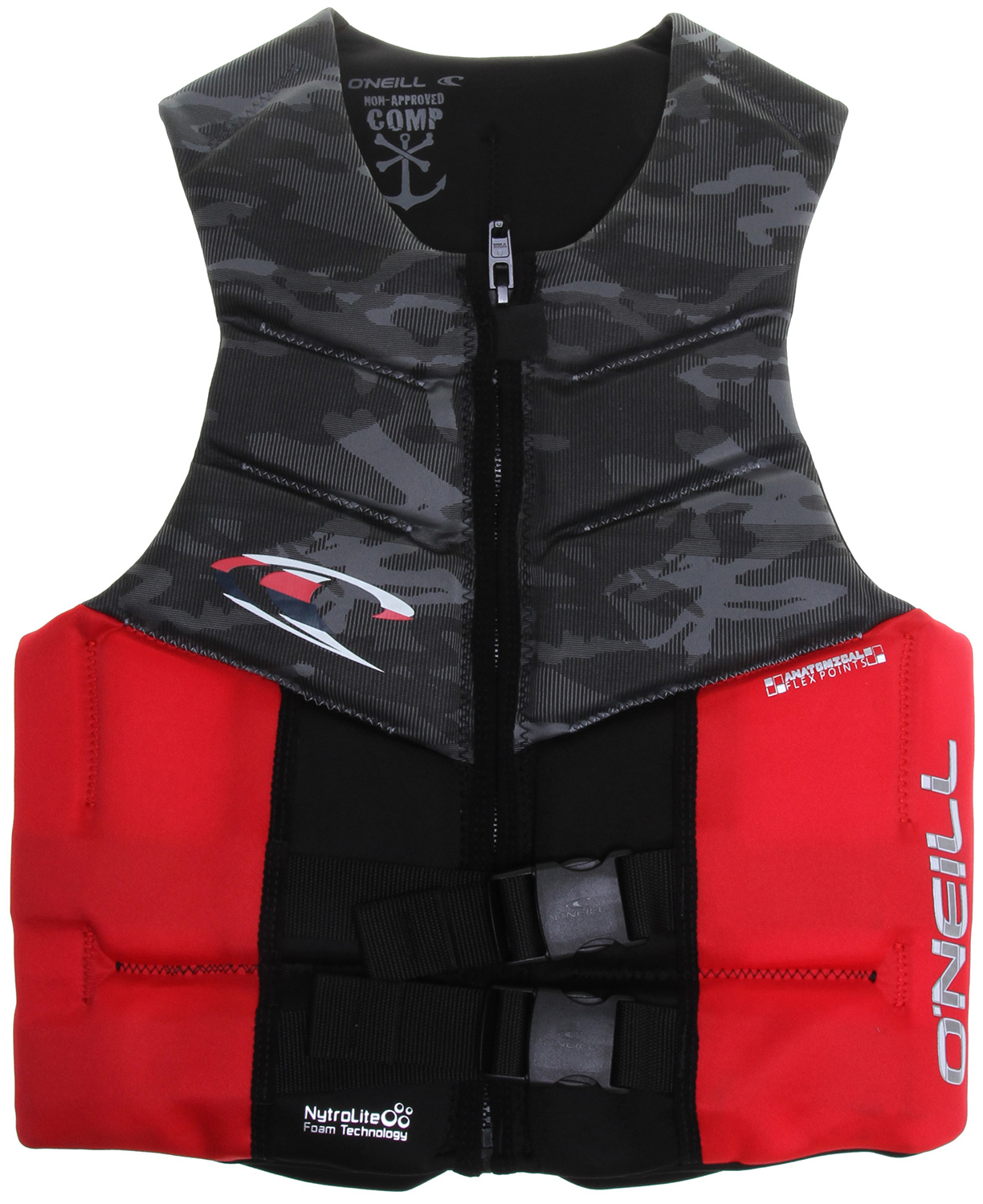 O'Neill Outlaw Men's Wake/Ski Vest