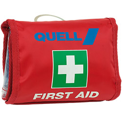 Quell Safe Wise First Aid Kit