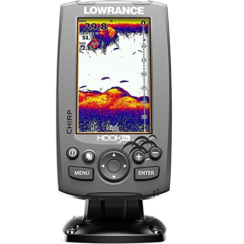 Lowrance Hook 4x Fishfinder