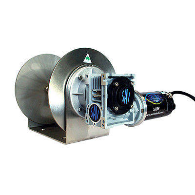 Savwinch 1000W Drum Boat Winch