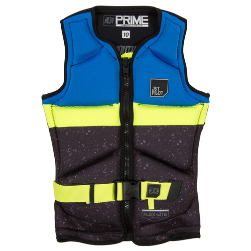 Jet Pilot Prime Youth Boys Wake/Ski Vest