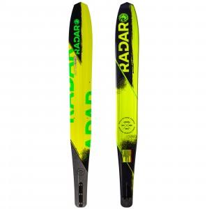 Radar Butterknife Slalom Ski with Prime Boot