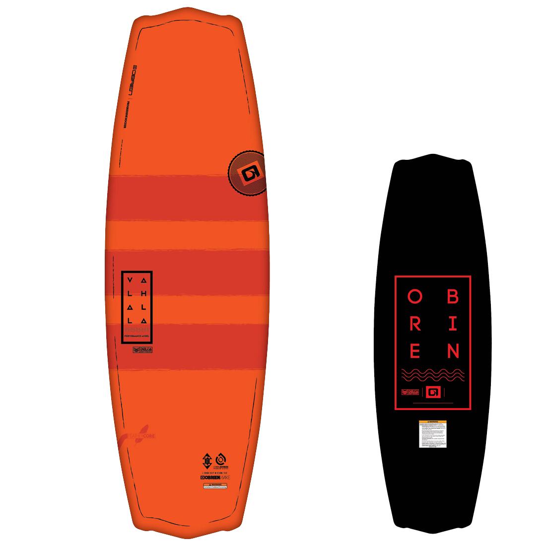 Obrien Valhalla Wakeboard & Bindings