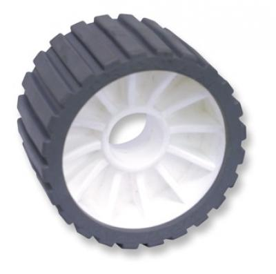Trojan Wobble Ribbed Roller