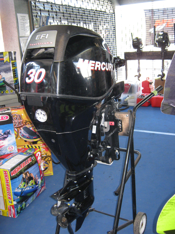Mercury 30HP EFI Four Stroke