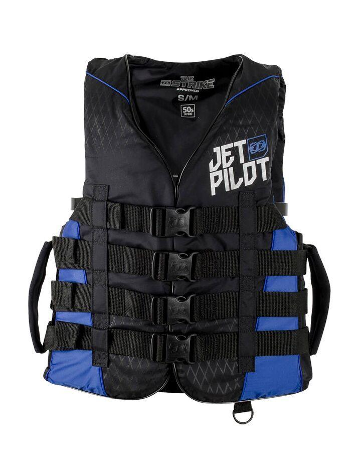 Jet Pilot Strike Nylon Men's Vest