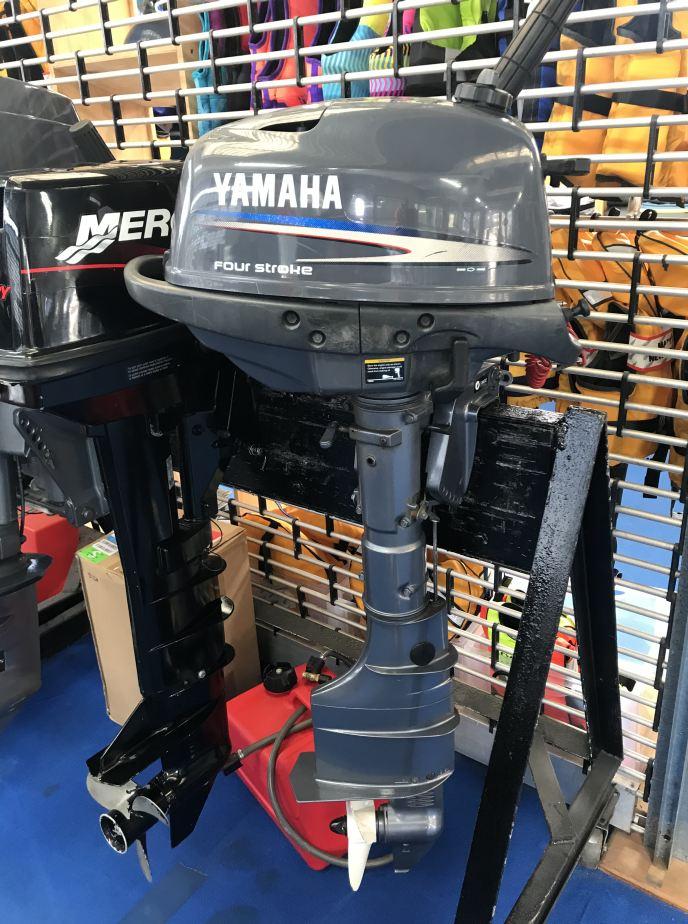 4HP Yamaha Motor