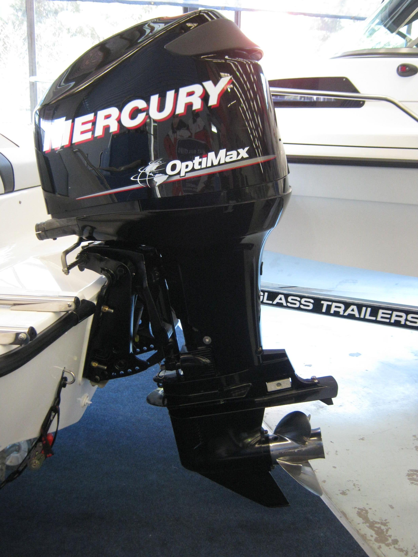 115HP Mercury Optimax DI Long Shaft
