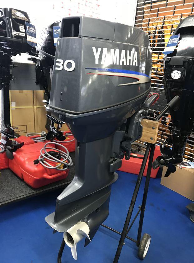 30HP Yamaha Two Stroke
