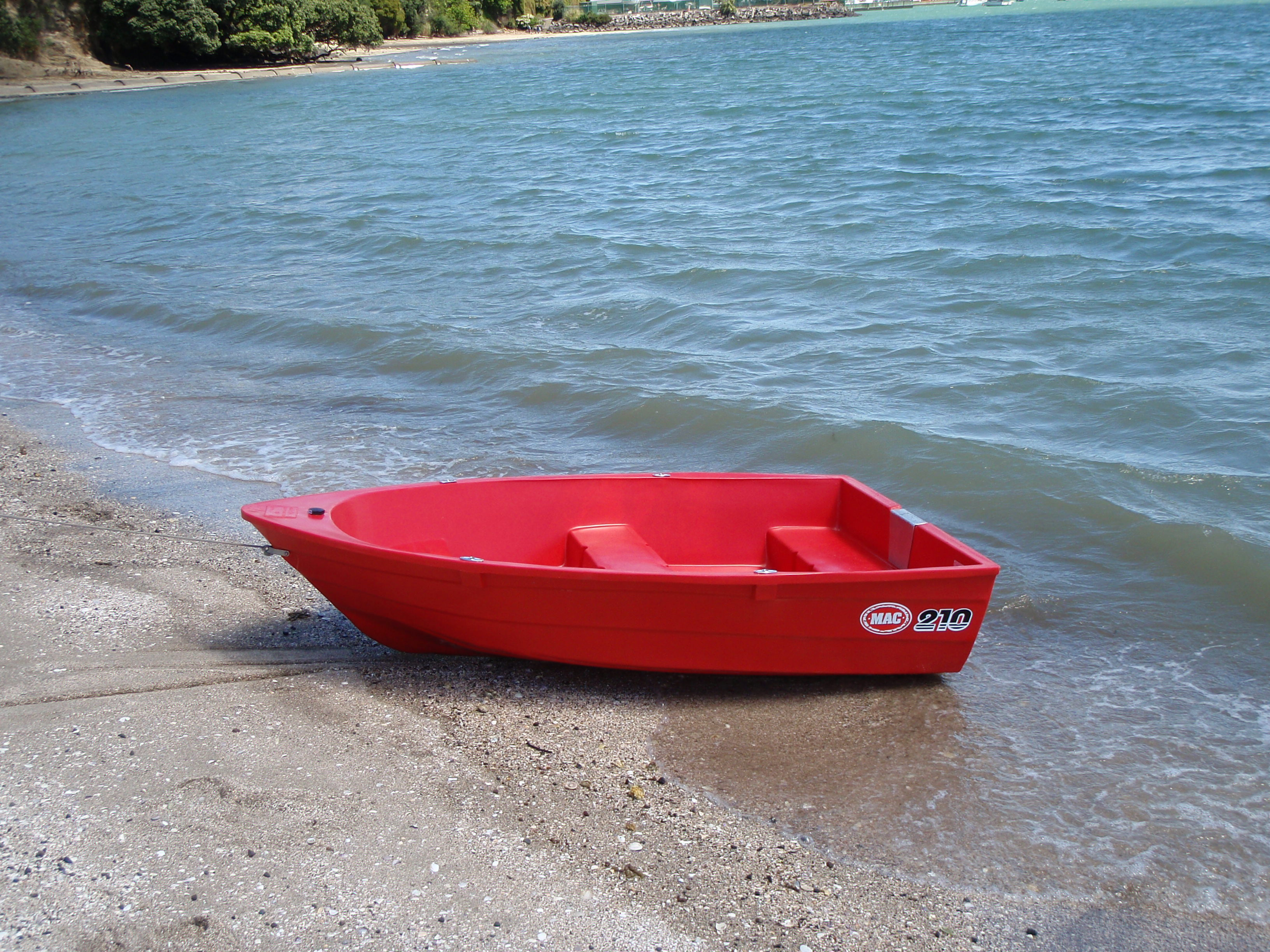 Mac 210 Dinghy