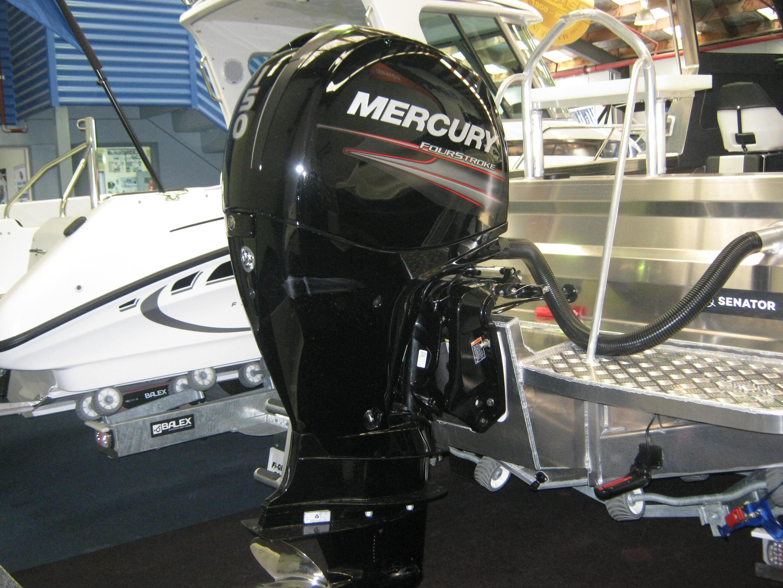 Mercury 150 HP 4 Stroke