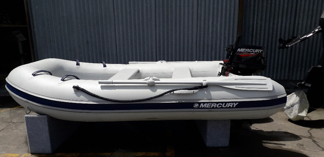 Mercury 2.9m Sport inflatable