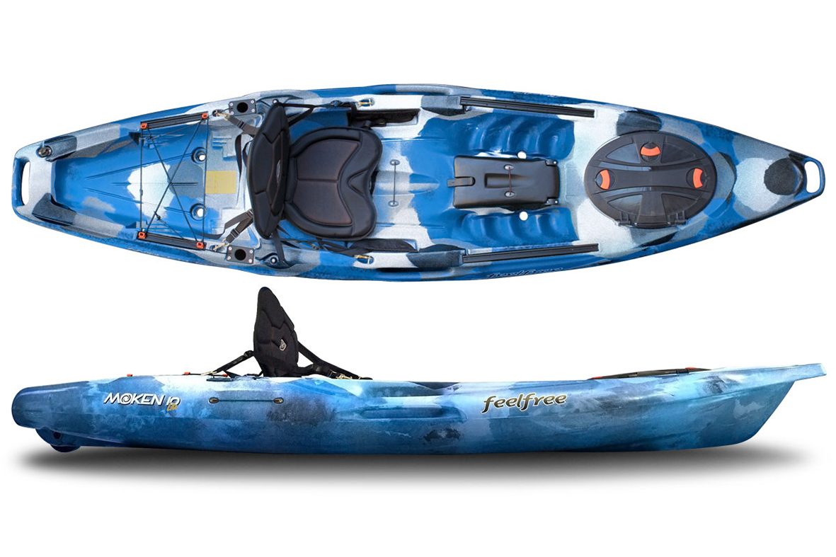 Moken 10 Lite Fishing Kayak