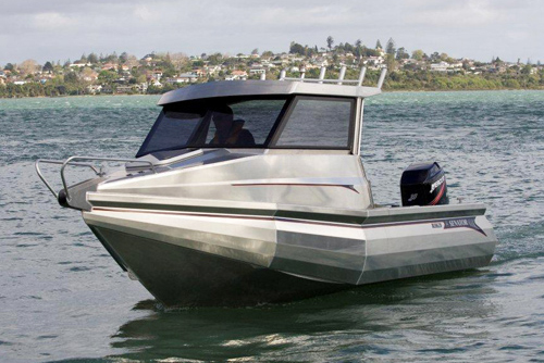 RH620 Pontoon Hard Top  Packages from $75,000