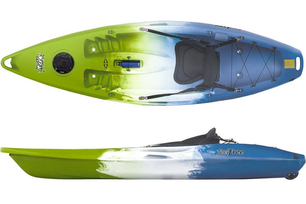 Move Kayak