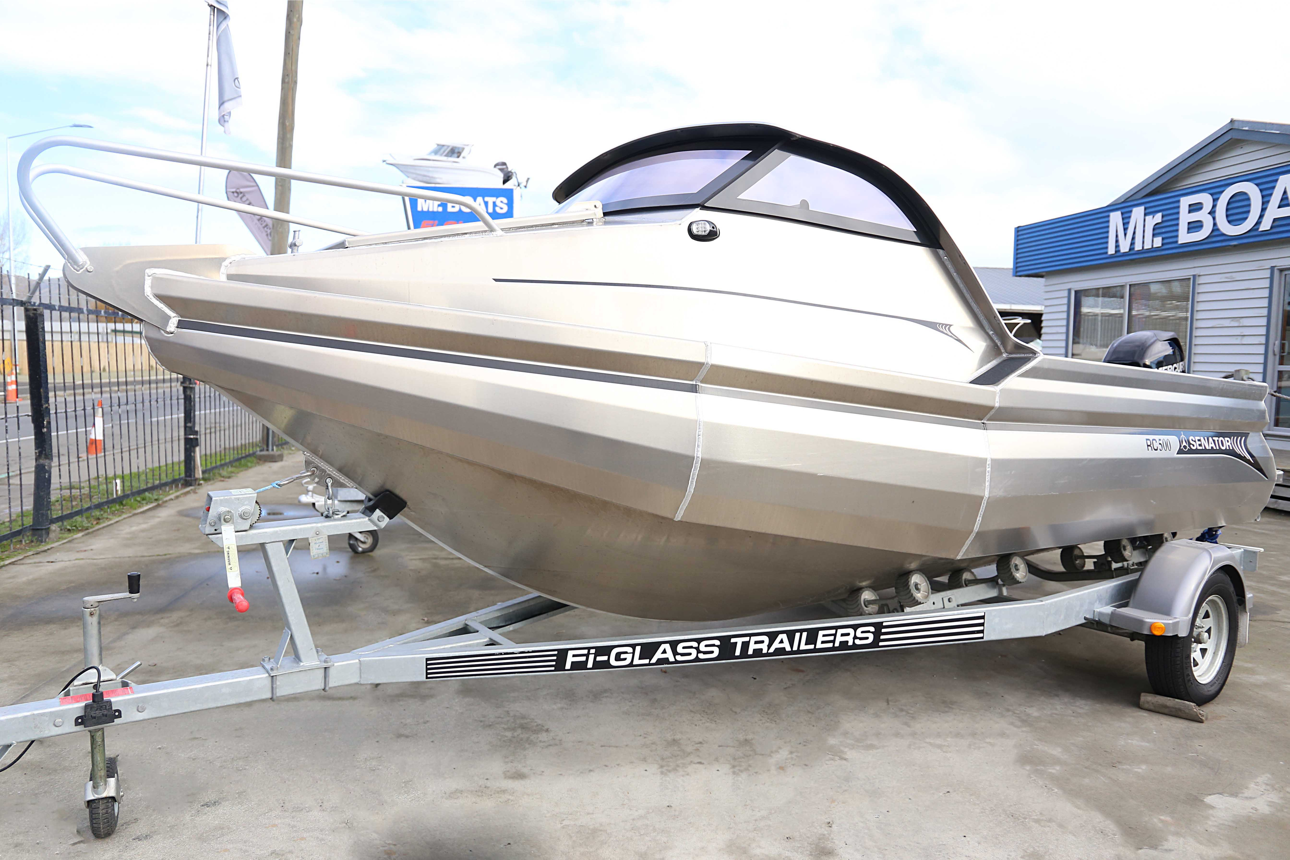 RC500 Pontoon Cuddy Packages from $39, 995
