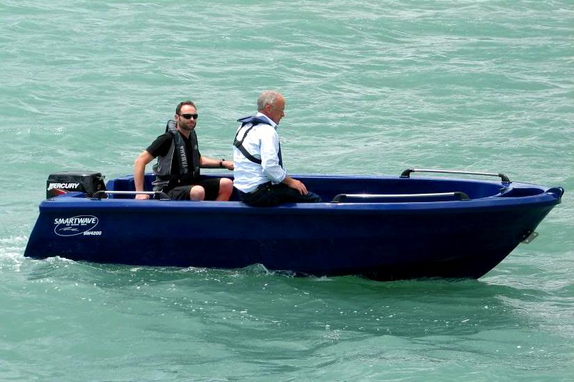 SW4200 Open Boat