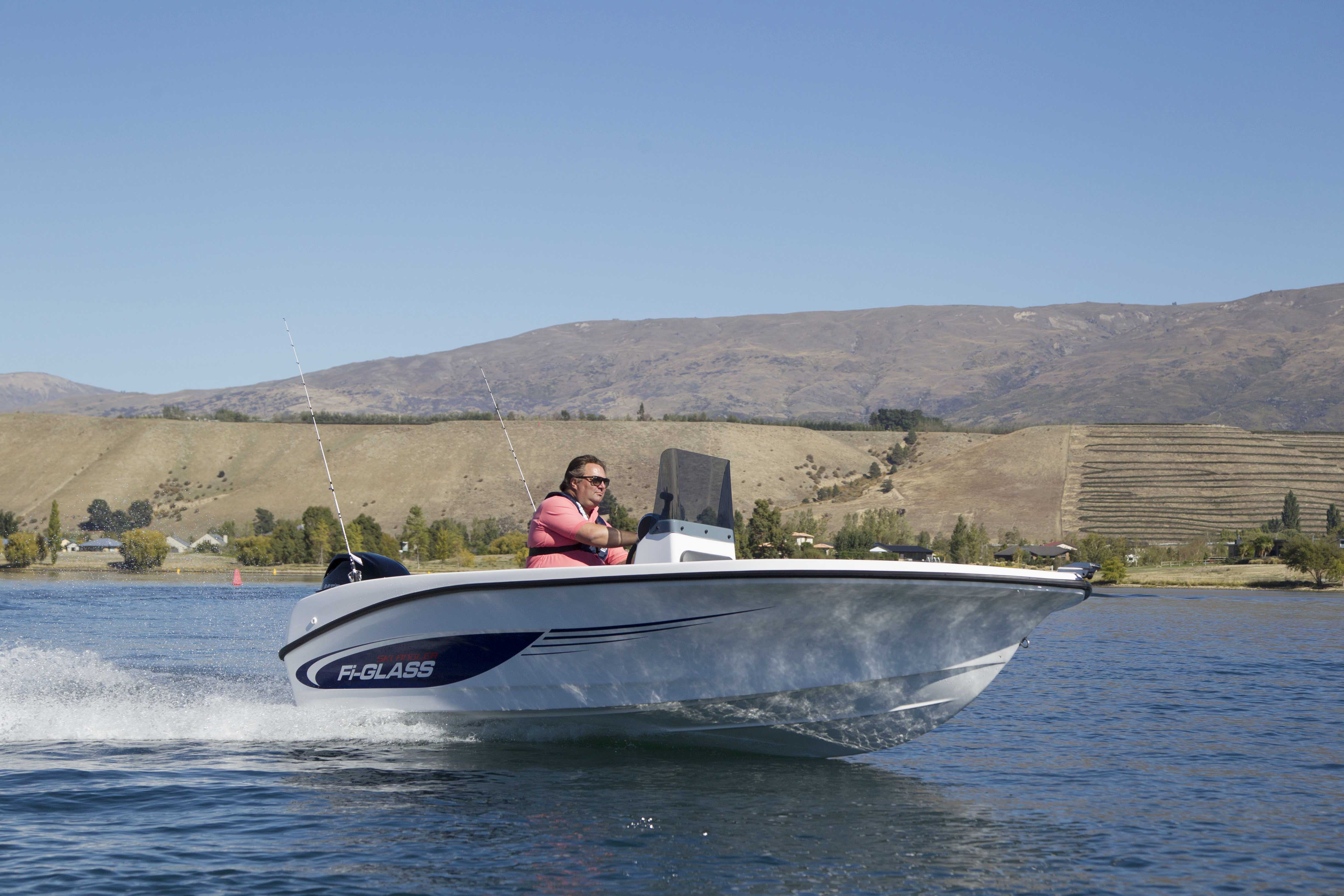 Ski Angler Packages from $24,500