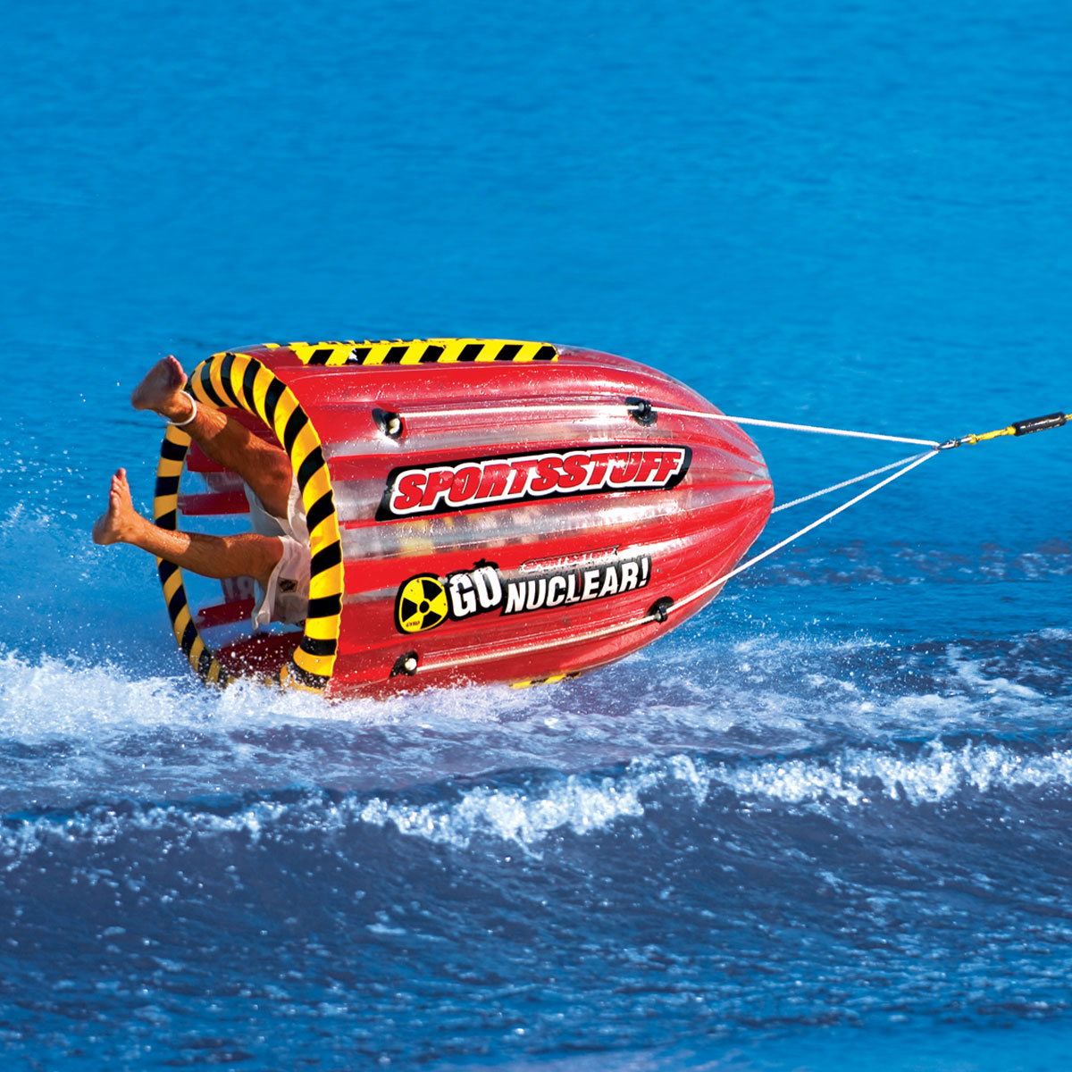 Mr Boats Boat Tow Harness Airhead Gyro Inflatable