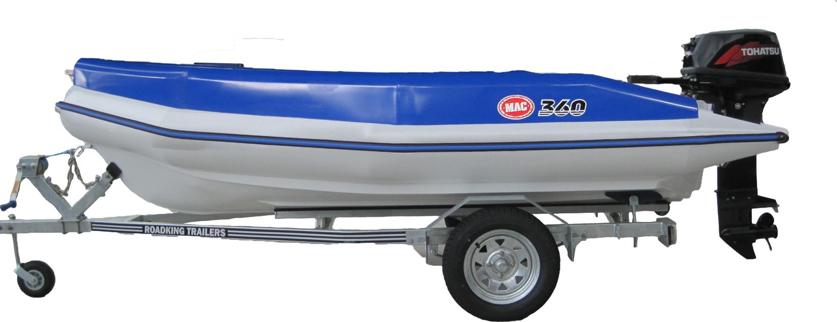 Mac 360 m Boat