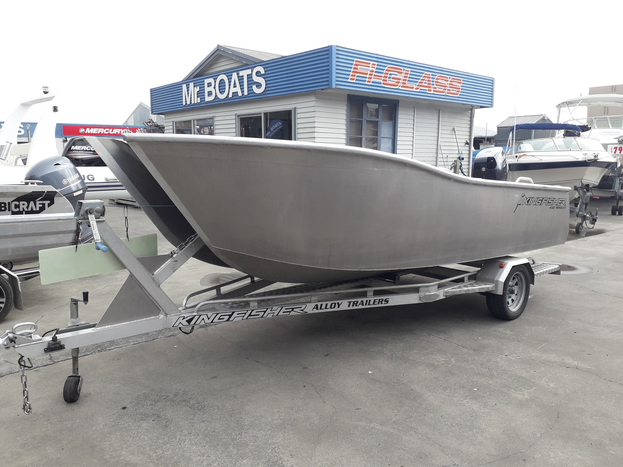 Kingfisher 450 MiniCat- One Owner