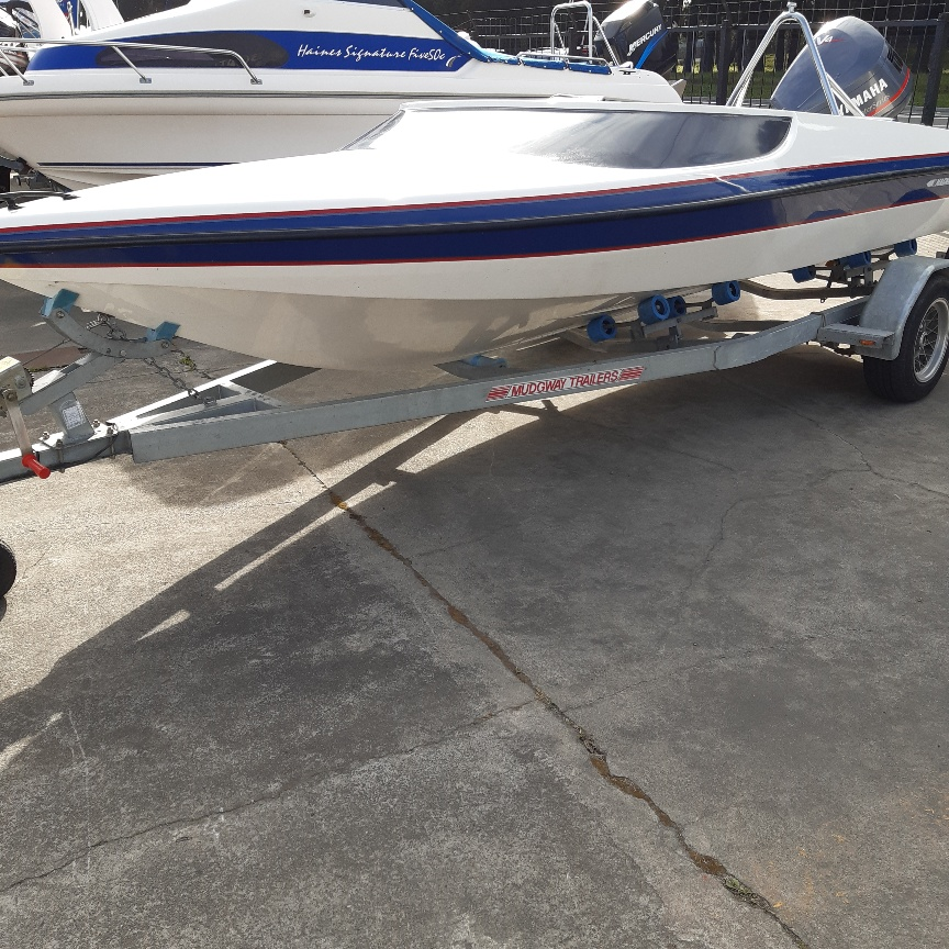 Magnum 1650 Ski -Boat